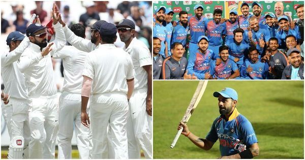 Data check: All the key numbers from Virat Kohli and Co's memorable tour of South Africa