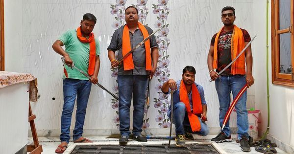 Is Adityanath's Hindu Yuva Vahini being dismantled quietly to appease the RSS?