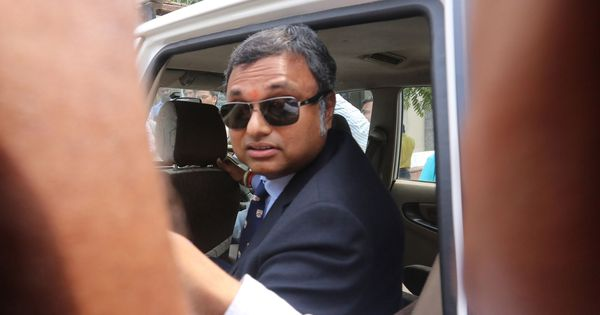 Enforcement Directorate opposes Karti Chidambaram's anticipatory bail plea in Aircel-Maxis case