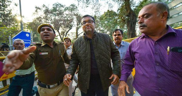 INX Media case: Court extends Karti Chidambaram's CBI custody till March 12
