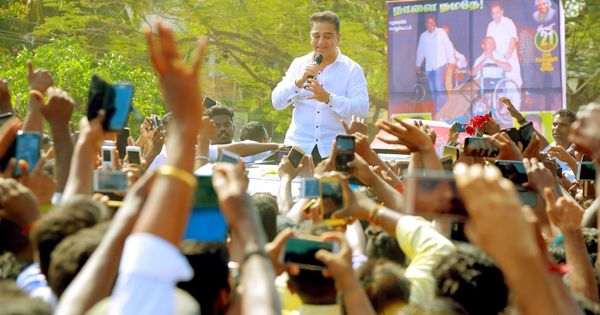 Kamal Haasan says Nathuram Godse was independent India's first terrorist, and he was a Hindu