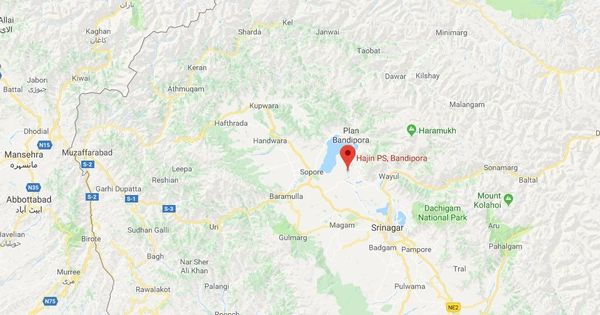 Jammu and Kashmir: Bullet-riddled body of 26-year-old man found in Bandipora district's Hajin area