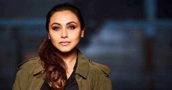 Rani Mukerji interview: 'If you love yourself, it shows'