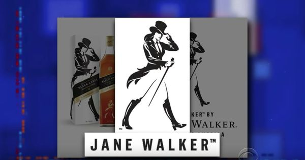 Watch: Stephen Colbert is wondering how Jane Walker whiskey contributes to women's progress