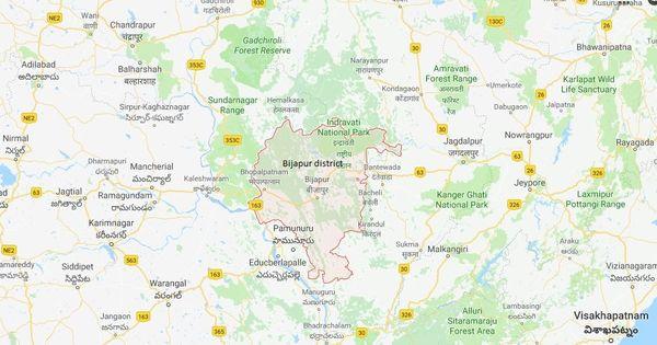 Chhattisgarh: 12 suspected Maoists, a police constable killed in encounter in Dantewada