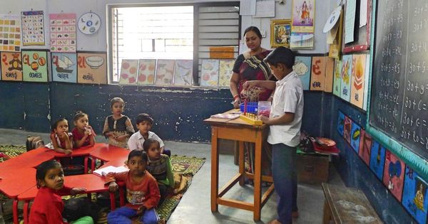 As Gujarat's latest primary education intervention flounders, history repeats itself