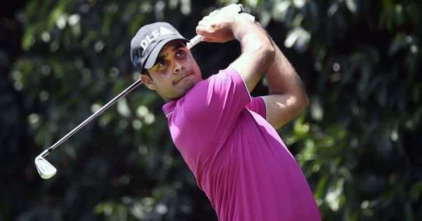 Golf: Shubhankar Sharma shines with day's best card as he moves up 45 places at CJ Cup