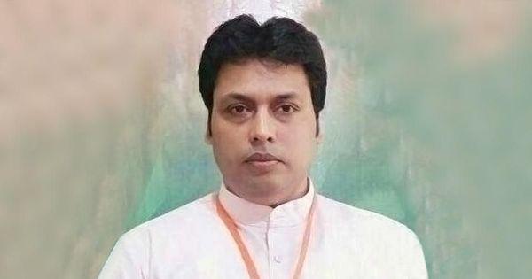 Tripura CM alleges Left taught students Marxist propaganda, promises to introduce NCERT syllabus