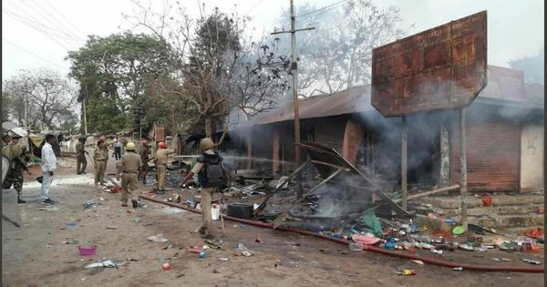 CPI(M) accuses BJP of violence in Tripura but observers say this is a legacy of the Left