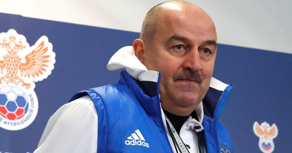 Coach Cherchesov gets two year contract extension after Russia's creditable World Cup performance
