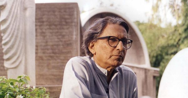 Architect Balkrishna Vithaldas Doshi becomes the first Indian to win Pritzker Prize