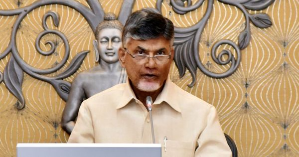 Chandrababu Naidu sits on 12-hour fast to demand special status for Andhra Pradesh