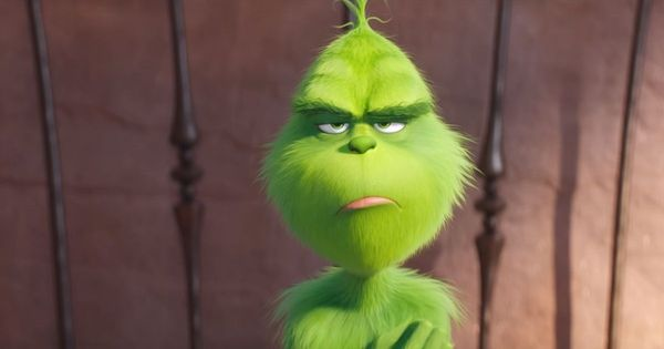 Trailer talk: Benedict Cumberbatch voices The Grinch in new animated movie