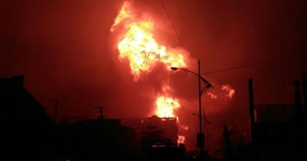 Maharashtra: Three die after series of explosions rip through chemical factory in Tarapur