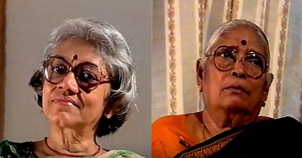 In these videos, two leaders of women's movements in Tamil Nadu discuss their remarkable lives