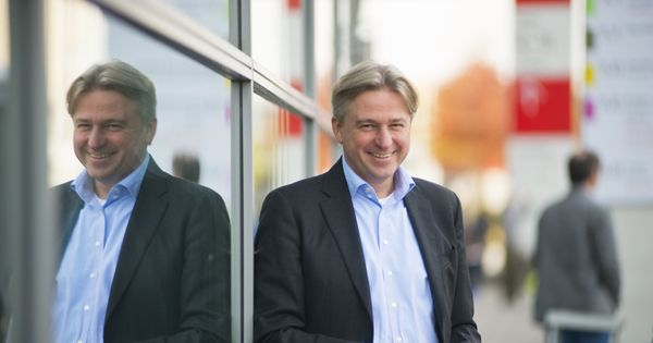 'Freedom to publish is the backbone of our industry': Juergen Boos, CEO of the Frankfurt Book Fair