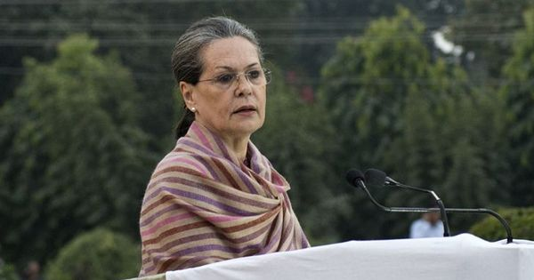 National Herald case: Sonia Gandhi, Oscar Fernandes move court against reopening of tax assessments
