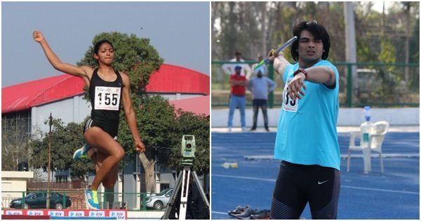 Neeraj Chopra, Tejaswin Shankar, Nayana James headline 31-member CWG athletics contingent