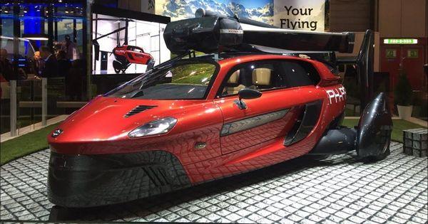 जेनेवा मोटर शो में उड़ने वाली कार पेश होने सहित ऑटोमोबाइल से जुड़ी सप्ताह की तीन बड़ी खबरें