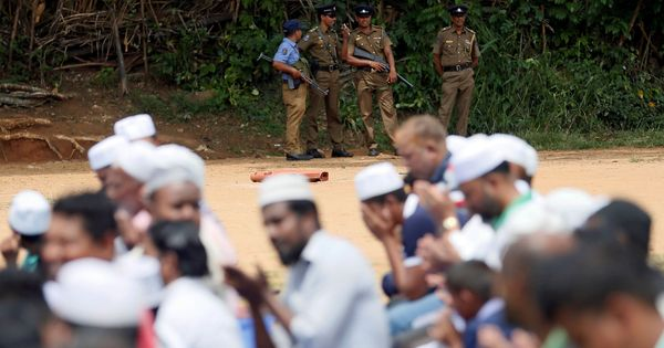 The Weekend Fix: Religious fault lines in Sri Lanka are widening and nine other reads