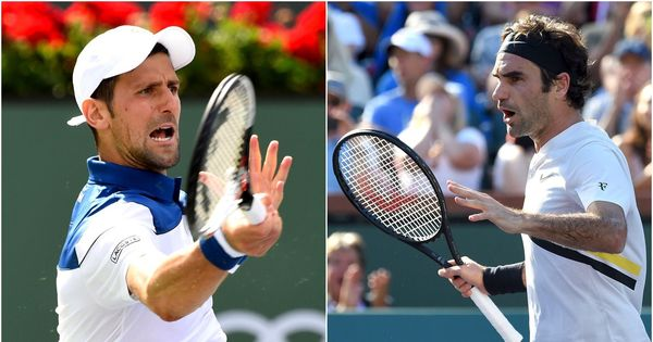 Cincinnati Masters: Roger Federer to meet Novak Djokovic in record-breaking final