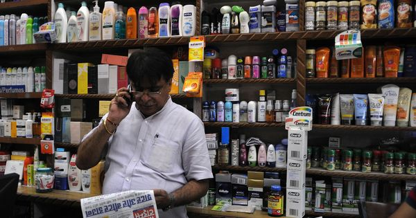 For some Indian consumer goods firms, the sweet spot is under the arms