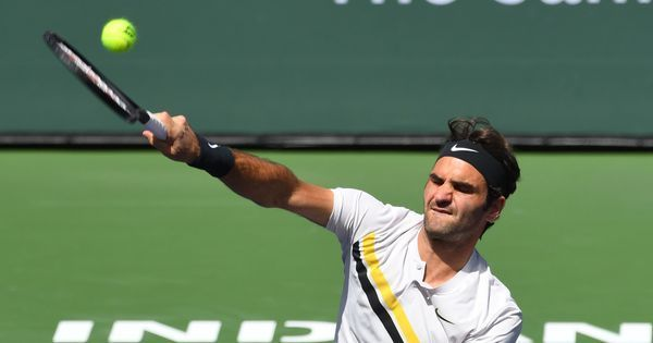 Indian Wells: Federer survives Coric scare to set up final with del Potro