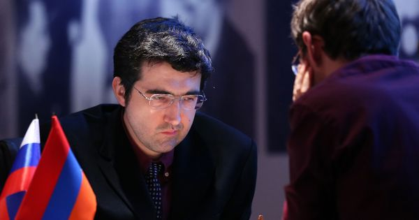 Candidates Tournament: Kramnik sets early pace with brilliant win over Levon Aronian