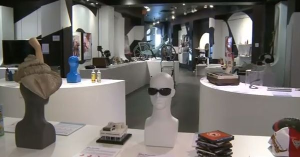 Video: A museum in Los Angeles that displays 'failed' consumer products and innovations