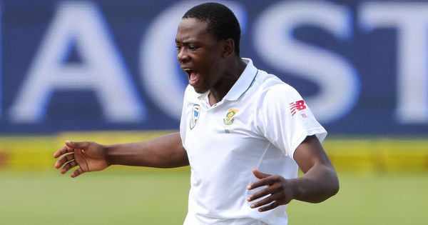 Rabada cleared to play South Africa's third Test against Australia, fined 25% of match fee