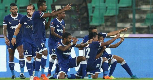 ISL champions Chennaiyin FC sign Mizoram trio  on two-year deals