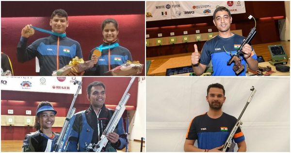 Young Guns: How India's investment in a junior shooting system post 2012 is striking gold