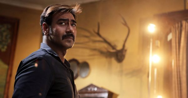 'Raid' film review: This crusade against black money has its moments