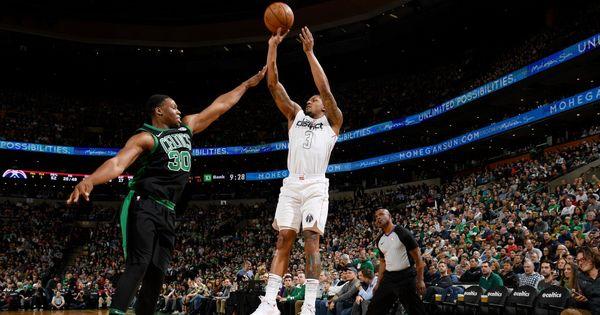 NBA: Washington Wizards overcome Boston Celtics 125-124 in double overtime