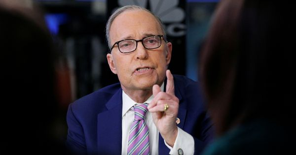 US: Donald Trump appoints television commentator Lawrence Kudlow his chief economic adviser