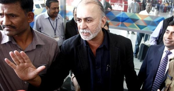 SC asks Goa trial court to put rape case against Tarun Tejpal on hold till October 30