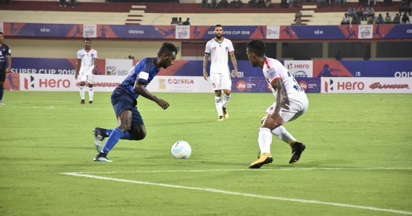 Super Cup: Plaza's extra-time goal snatches the win for Churchill Brothers against Delhi Dynamos