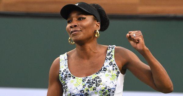 Miami Open: Venus Williams rallies to defeat qualifier Natalia Vikhlyantseva in first round