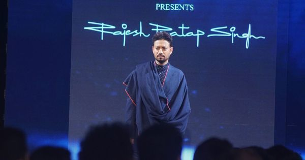 Actor Irrfan Khan reveals he has been diagnosed with a neuroendocrine tumour