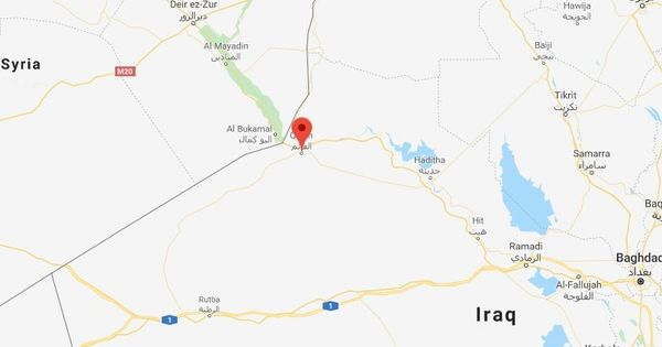 Iraq: All seven personnel aboard a helicopter killed in crash, says US military