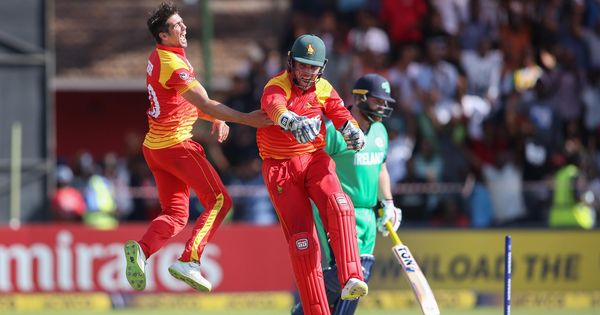 World Cup qualifiers: Chisoro, Cremer lead Zimbabwe to 107-run win over Ireland