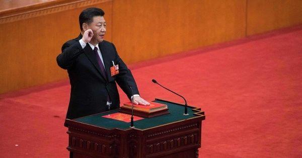 चीन की विकास दर तीन दशक के सबसे निचले स्तर पर
