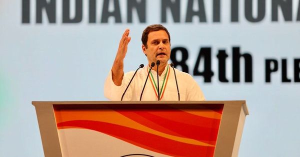 राहुल गांधी के इस बयान से कांग्रेस और भाजपा के बीच एक नया वाकयुद्ध छिड़ सकता है