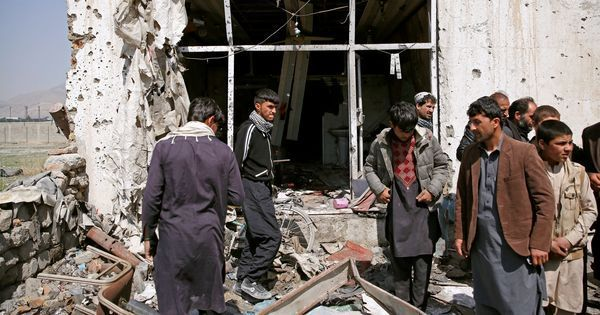 Afghanistan: At least three killed, two wounded in a car bomb blast in Kabul