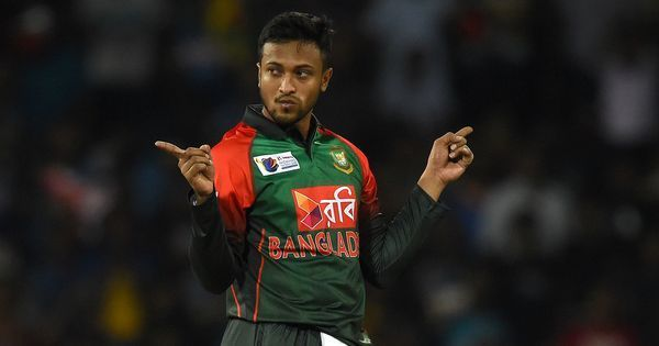 Nidahas Trophy: Bangladesh's Shakib, Nurul fined by ICC after Premadasa fracas