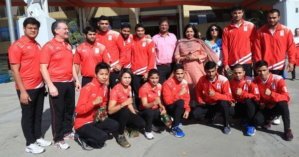 Boxing contingent for CWG hopes to better Glasgow return, confidence in camp high