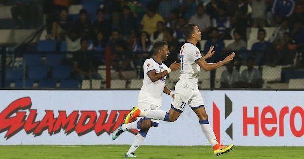 Bengaluru FC vs Chennaiyin FC live: Raphael Augusto gives Chennaiyin a 3-1 lead
