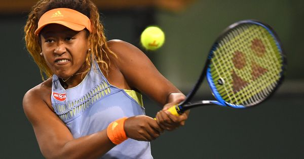 Indian Wells: Unseeded Naomi Osaka overpowers Kasatkina to win first WTA title