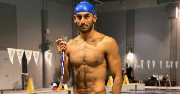 Virdhawal Khade wins gold at Singapore National Age Group Swimming Championships