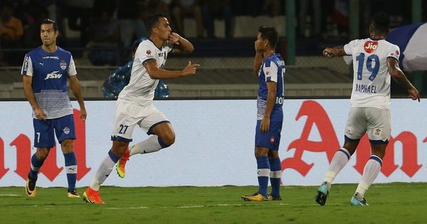 ISL team of the season: Chhetri, Dhanpal, Coro, Lanza make it; Calderon, Bheke miss out